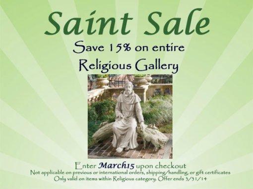 Statue Sale